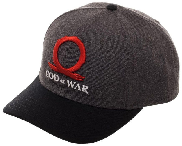 God of War: Logo Sublimated - Underbill Snapback Cap