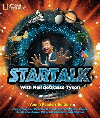 StarTalk (Young Adult Abridged Edition) by Neil deGrasse Tyson image