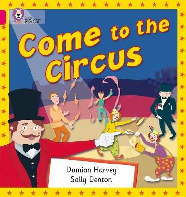 Come to the Circus by Damien Harvey image
