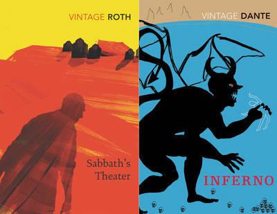 """Vintage Sin: """"Inferno"""", """"Sabbath's Theater"""" by Dante Alighieri image"""