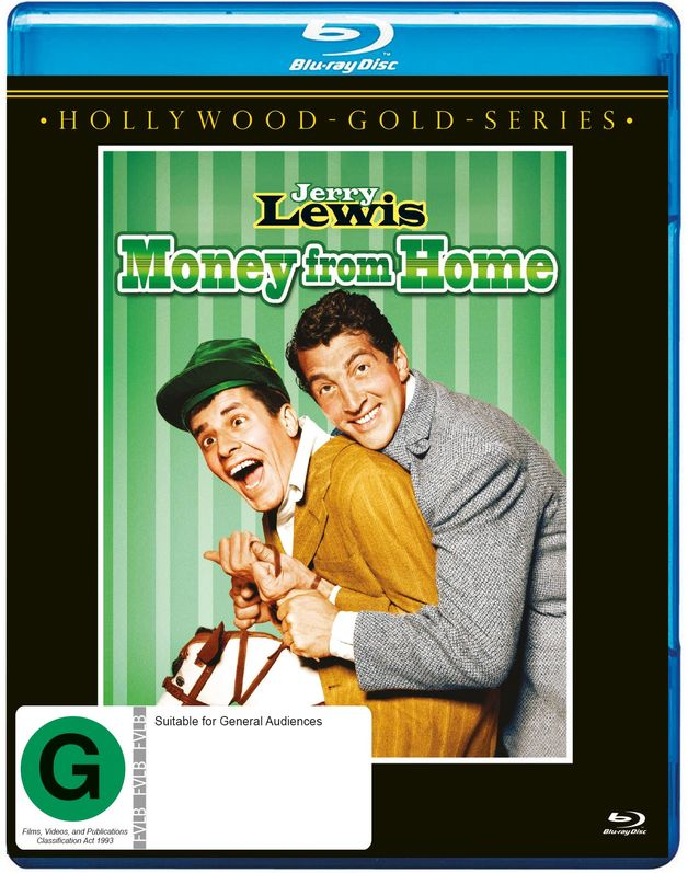 Money From Home (Bluray) on Blu-ray