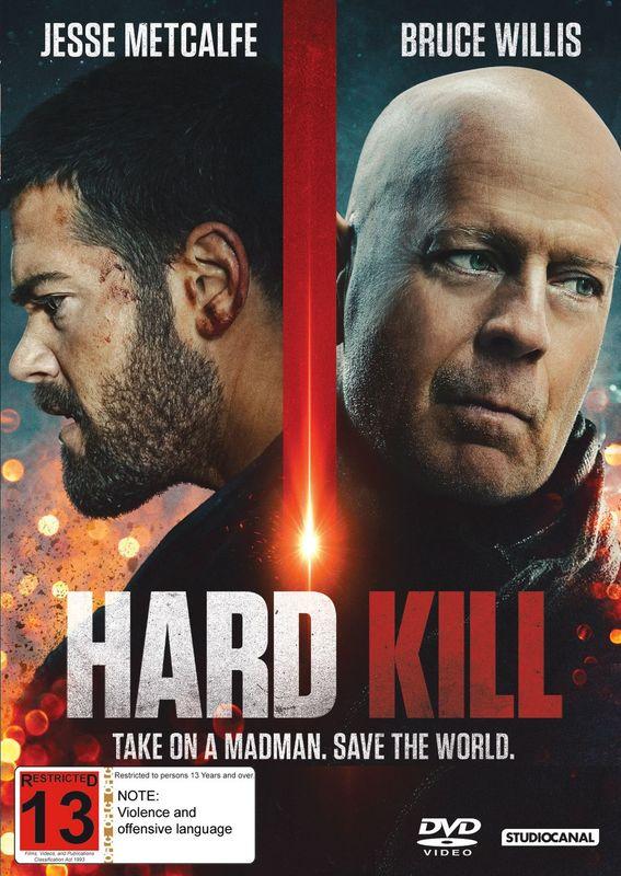 Hard Kill on DVD