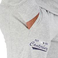 Canterbury: Mens Vapodri Tapered Trackpant - Classic Marl (XL)