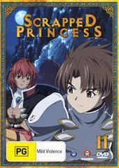 Scrapped Princess - Vol 2 on DVD