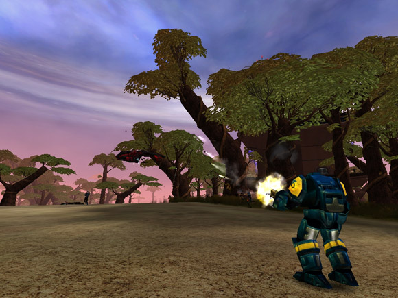 Planetside for PC image