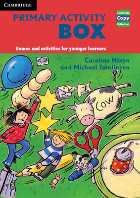 Primary Activity Box: Games and Activities for Younger Learners by Caroline Nixon image