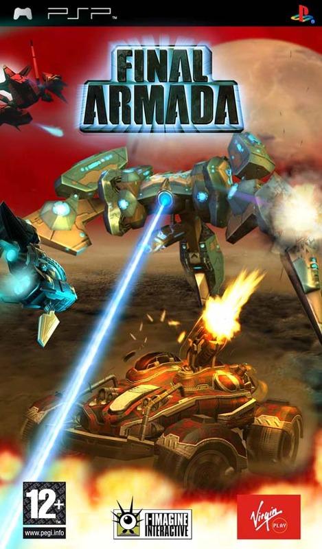 Final Armada for PSP