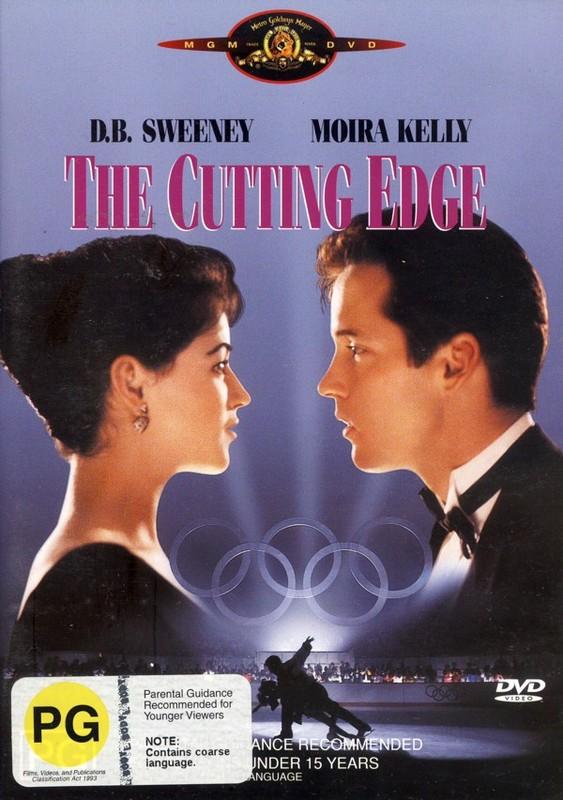 The Cutting Edge on DVD