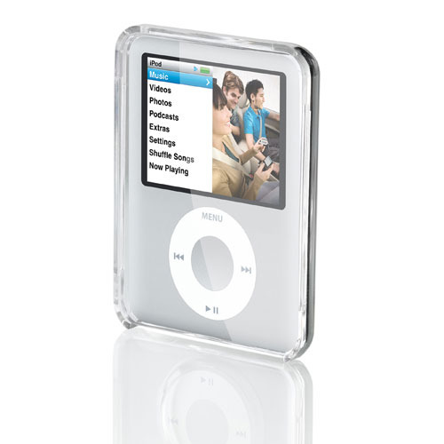 Belkin Clear Acrylic Case for iPod nano 3G