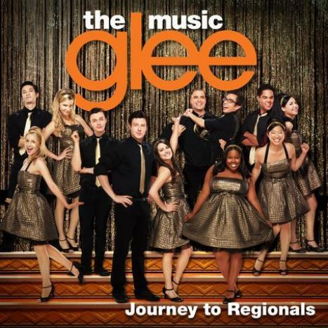 Glee The Music: Journey To Regionals (EP) by Various