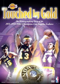 NBA: Los Angeles Lakers 1971-72 Touched By Gold on DVD