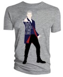 Doctor Who: 100% Rebel Time Lord T-Shirt - Medium