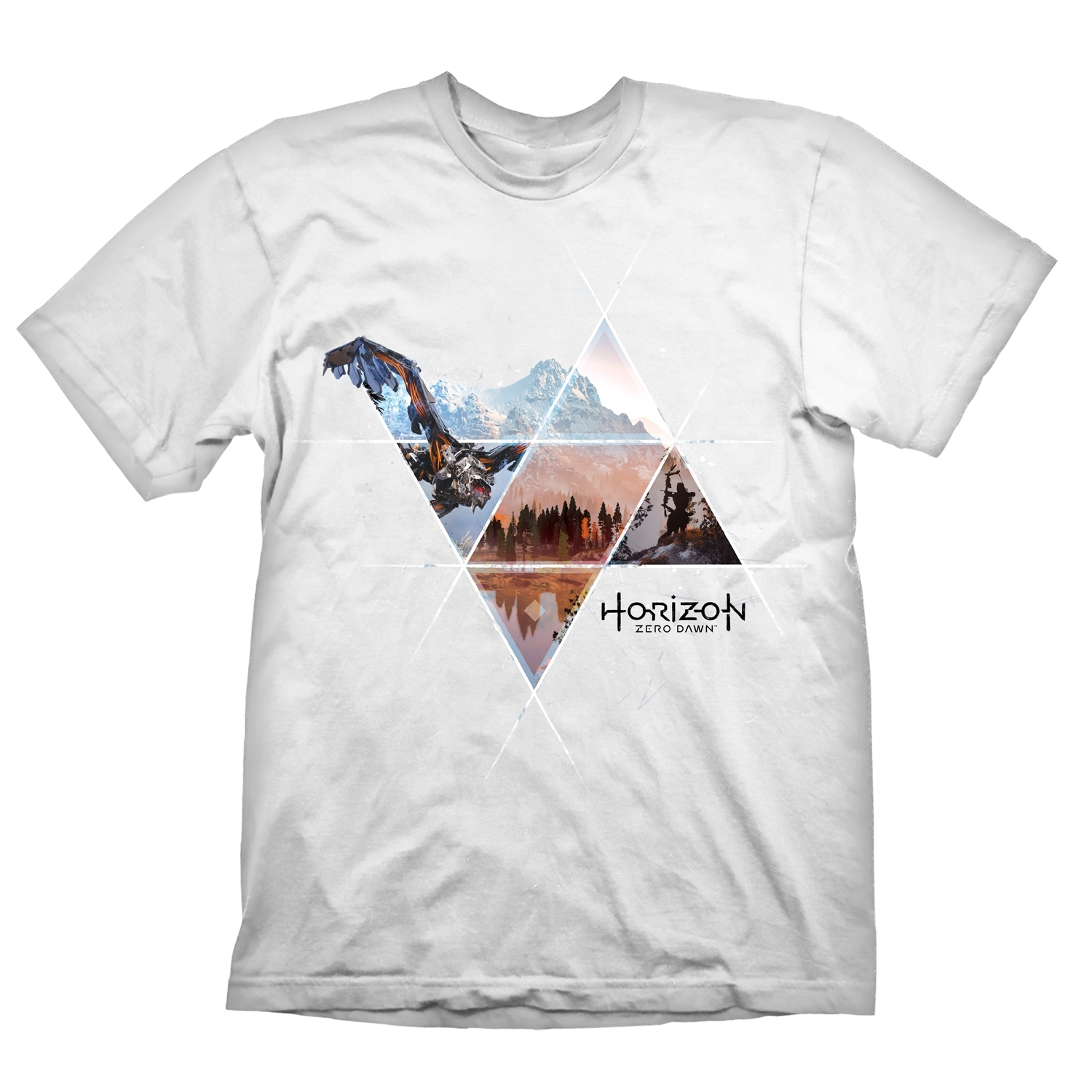 Horizon Zero Dawn Vast Lands T-Shirt (Small) image