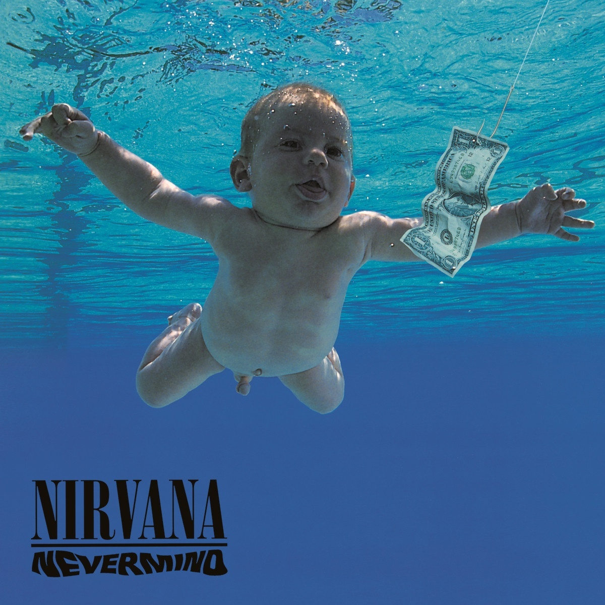 Nevermind by Nirvana image