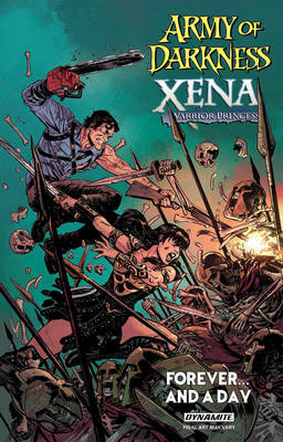Army of Darkness / Xena, Warrior Princess: Forever and a Day by Scott Lobdell image