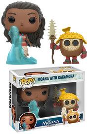 Disney – Moana & Kakamora Pop! Vinyl Set
