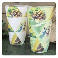 Legend of Zelda: Hyrule Colour Change - Pint Glass