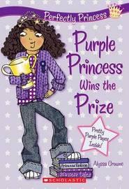 Purple Princess Wins the Prize by Alyssa Crowne image