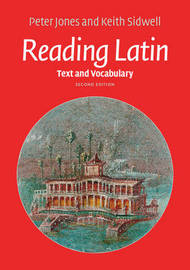 Reading Latin by Peter V. Jones