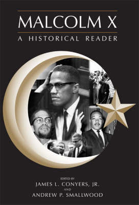 Malcolm X by James L Conyers image