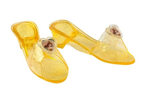 Disney: Belle Jelly Shoes (Child)