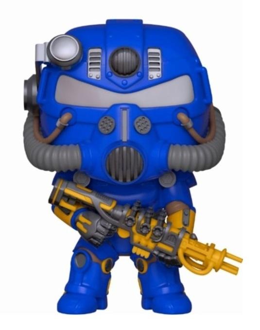 Fallout - T-51 Power (Vault-Tec) Armour Pop! Vinyl Figure