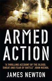 Armed Action by James Newton image
