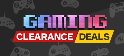 Gaming Clearance deals