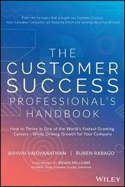 The Customer Success Professional's Handbook by Ashvin Vaidyanathan