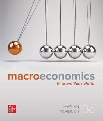 Loose Leaf for Macroeconomics by Dean S. Karlan