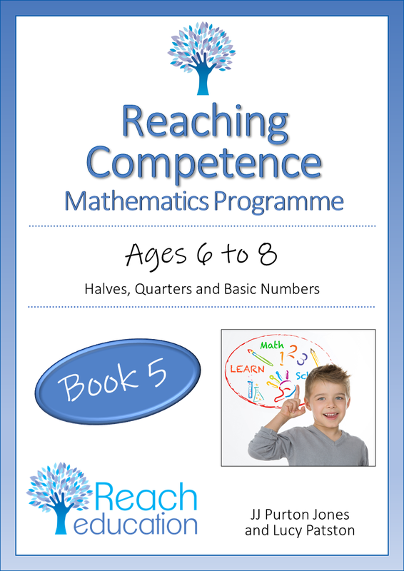 Reaching Competence Mathematics Programme - Book 5 by JJ Purton Jones & Lucy Patston