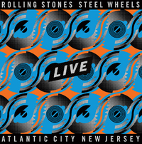 Steel Wheels Live by The Rolling Stones