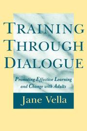 Training Through Dialogue by Jane Vella image