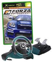 Fanatec Speedster 3 Force Shock + Forza Bundle for Xbox
