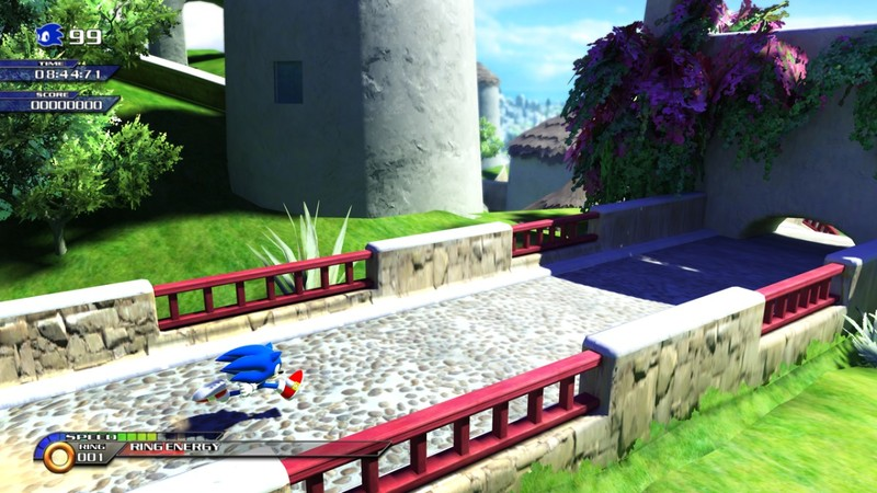Sonic Unleashed (Classics) for X360 image