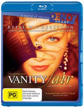 Vanity Fair on Blu-ray