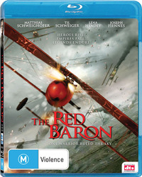 The Red Baron on Blu-ray