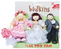 Le Toy Van: Budkins - Wedding Day Gift Pack
