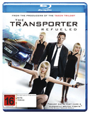 The Transporter: Refueled on Blu-ray