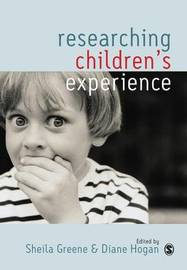 Researching Children's Experience image