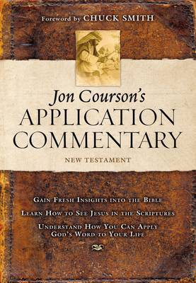 Jon Courson's Application Commentary by Chuck Smith image