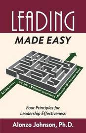 Leading Made Easy by Alonzo Johnson image