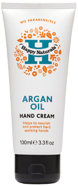 Happy Naturals Argan Oil Hand Cream (100ml)