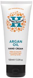 Happy Naturals Argan Oil Hand Cream (100ml)