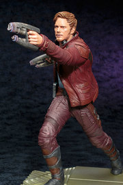 Marvel: 1/6 Star-Lord with Groot Artfx PVC Figure image