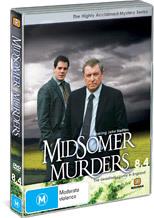 Midsomer Murders - Vol. 8.4 on DVD