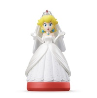 Nintendo Amiibo Princess Peach - Super Mario Odyssey Collection for