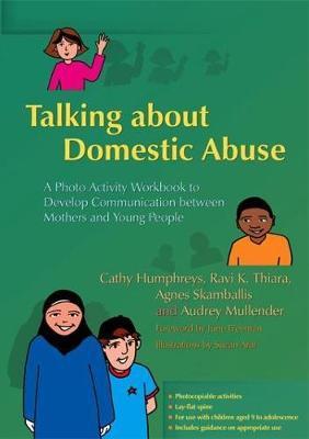 Talking about Domestic Abuse by Ravi K Thiara image