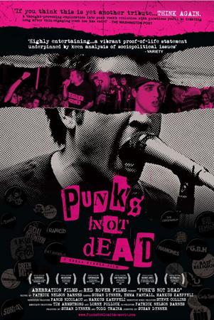 Punks Not Dead on DVD image