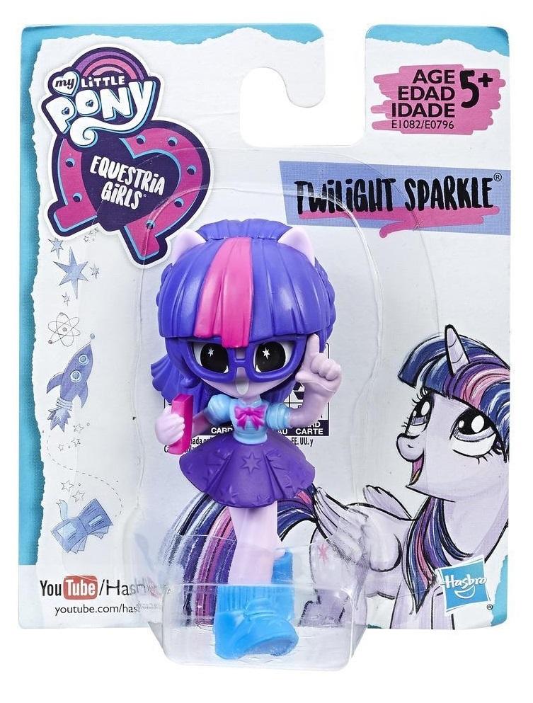 "My Little Pony: Equestria Girls 3"" Mini-Figure - Twilight Sparkle image"